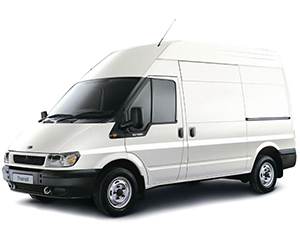 hire a long wheel base van